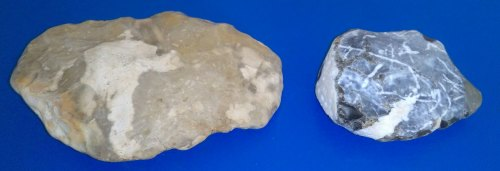 MAS-O100099: MAS-O100099; Hampshire; Hand Axe; Image 3 of 3
